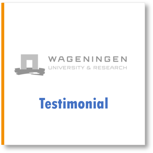 Referentie WUR over Agile Talent Match